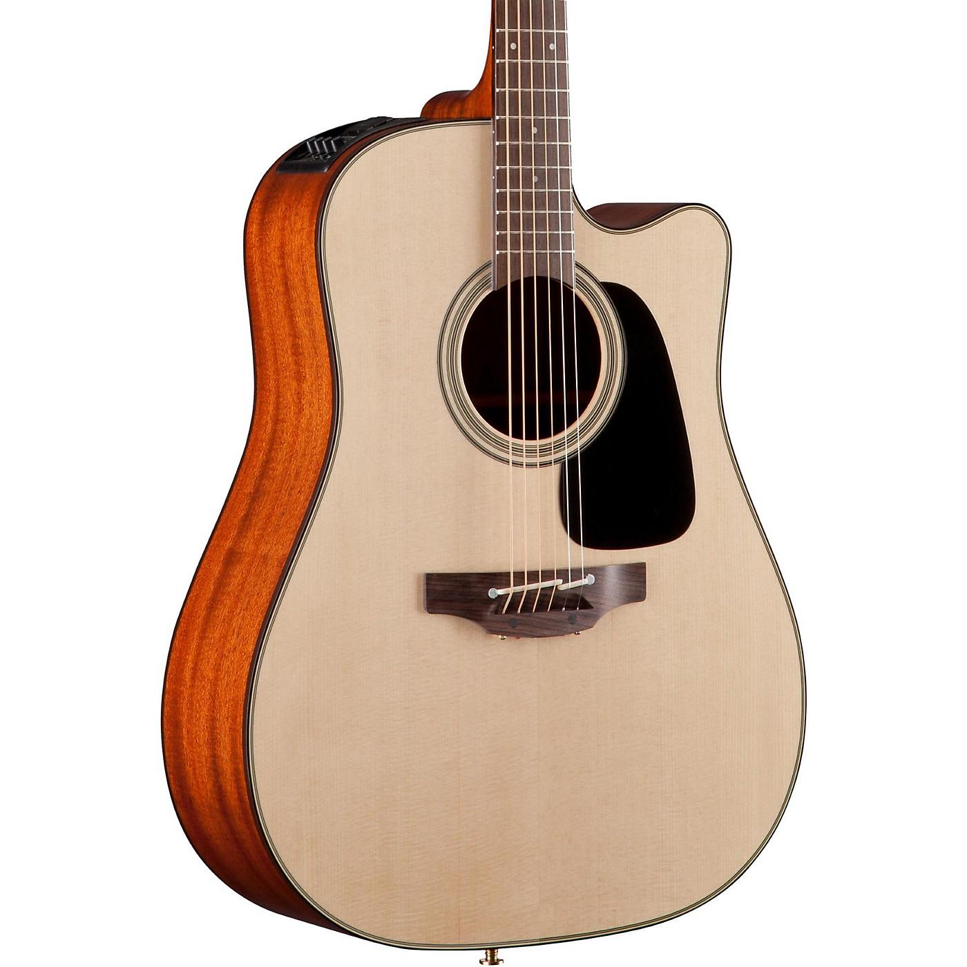 Takamine Pro Series 2 Dreadnought Cutaway Acoustic-Electric Guitar thumbnail