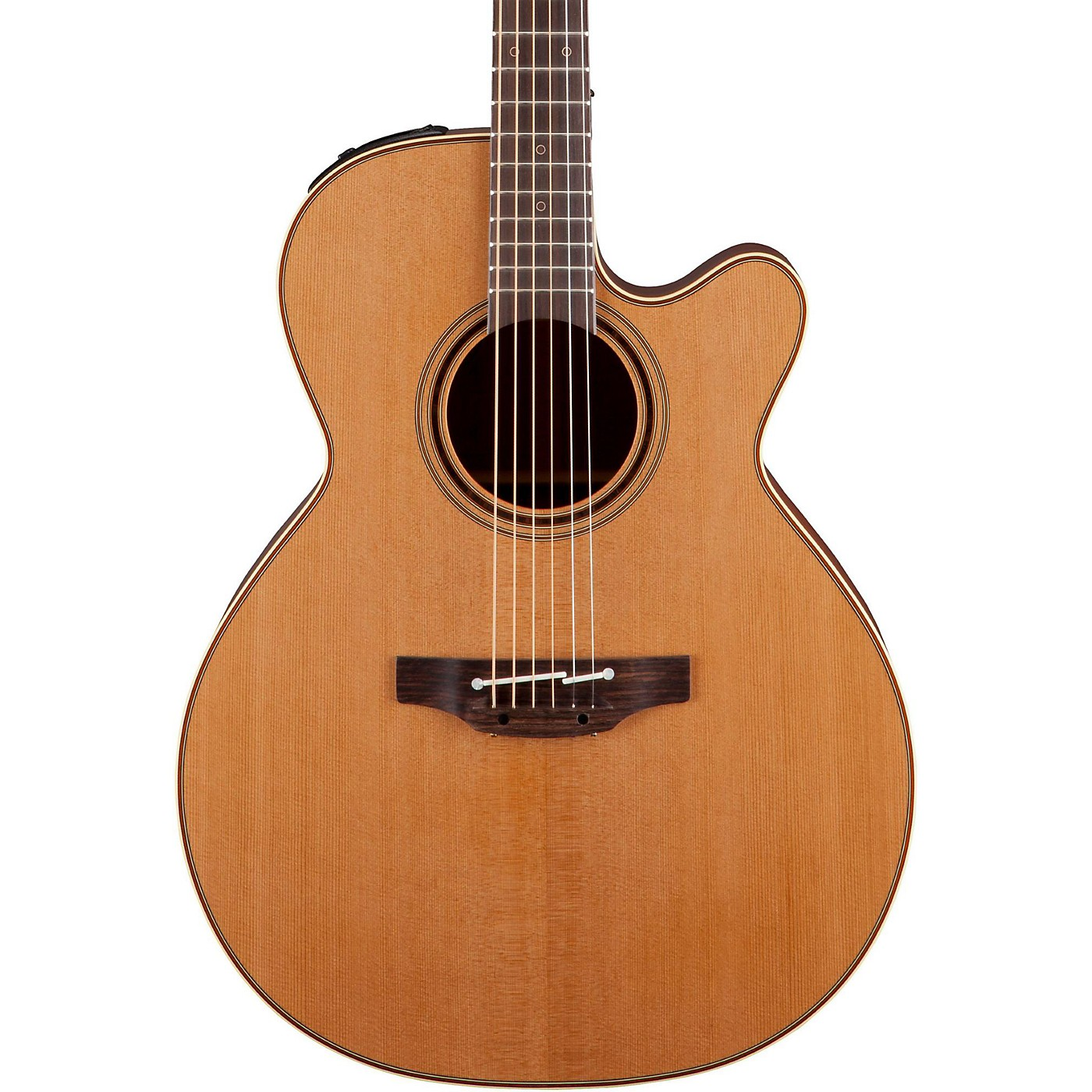 Takamine Pro Series 3 NEX Cutaway Acoustic-Electric Guitar thumbnail