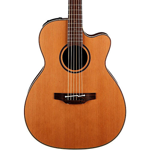 Takamine Pro Series 3 Orchestra Model Cutaway Acoustic Electric Guitar thumbnail