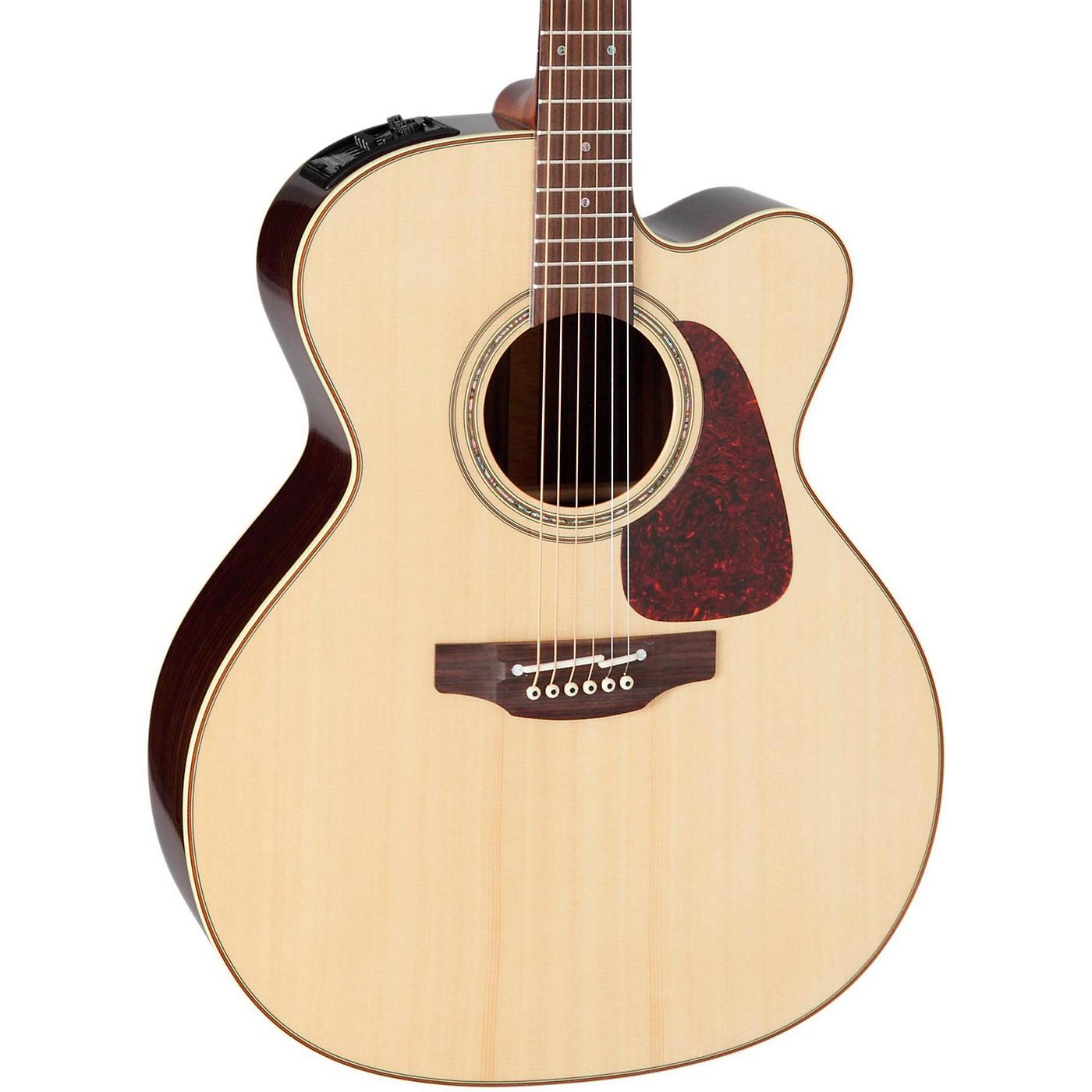 Takamine Pro Series 5 Jumbo Cutaway Acoustic-Electric Guitar thumbnail