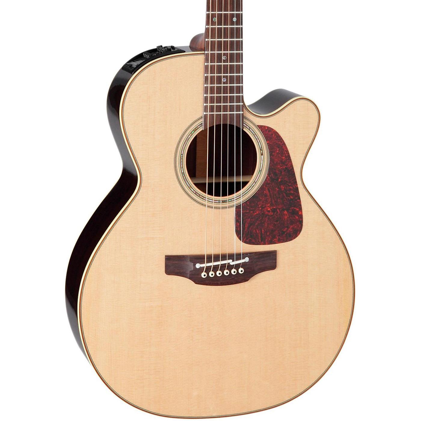 Takamine Pro Series 5 NEX Cutaway Acoustic-Electric Guitar thumbnail