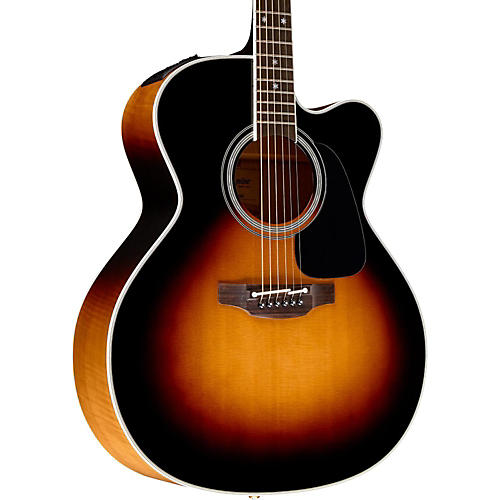 Takamine Pro Series 6 Jumbo Cutaway Acoustic-Electric Guitar thumbnail