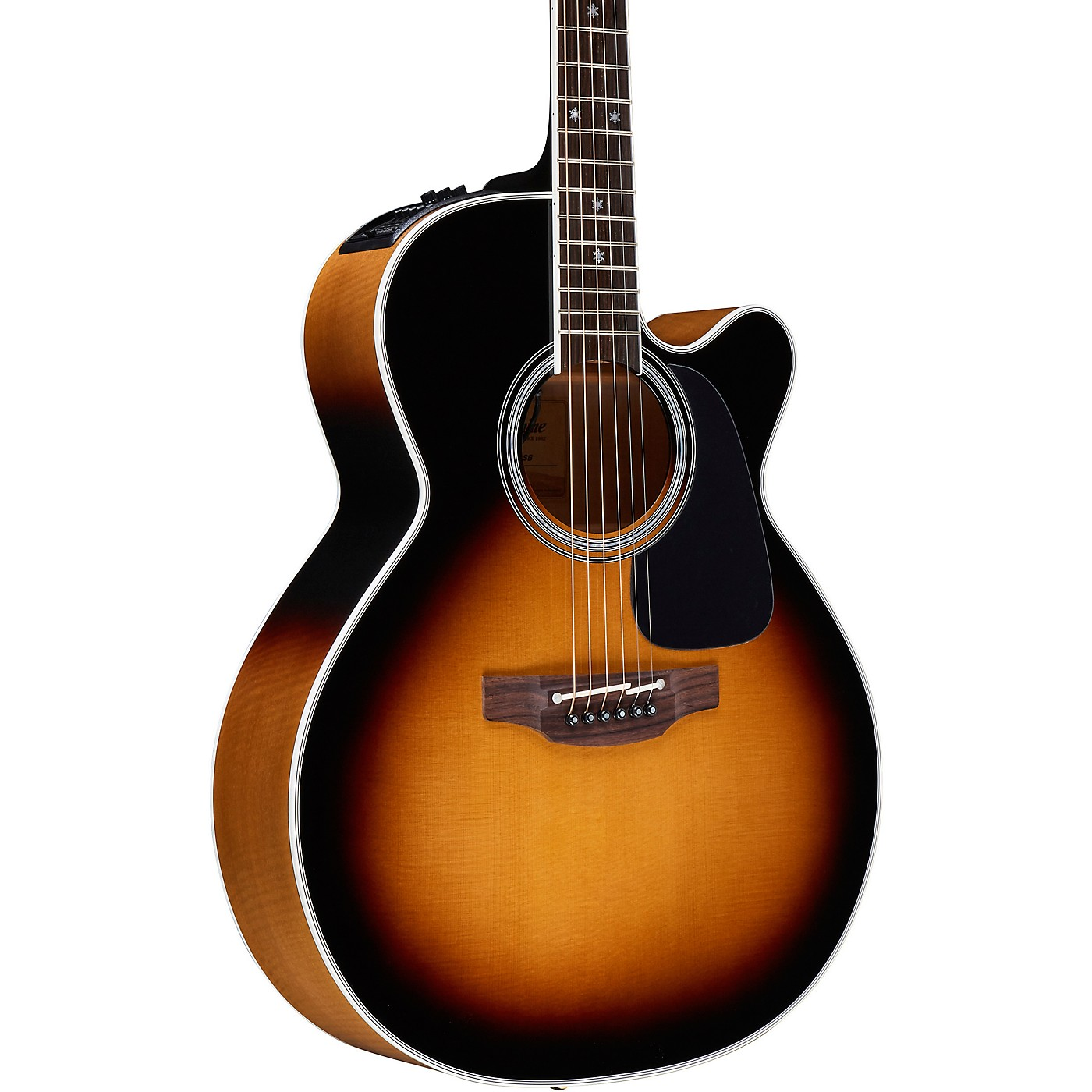 Takamine Pro Series 6 NEX Cutaway Acoustic-Electric Guitar thumbnail