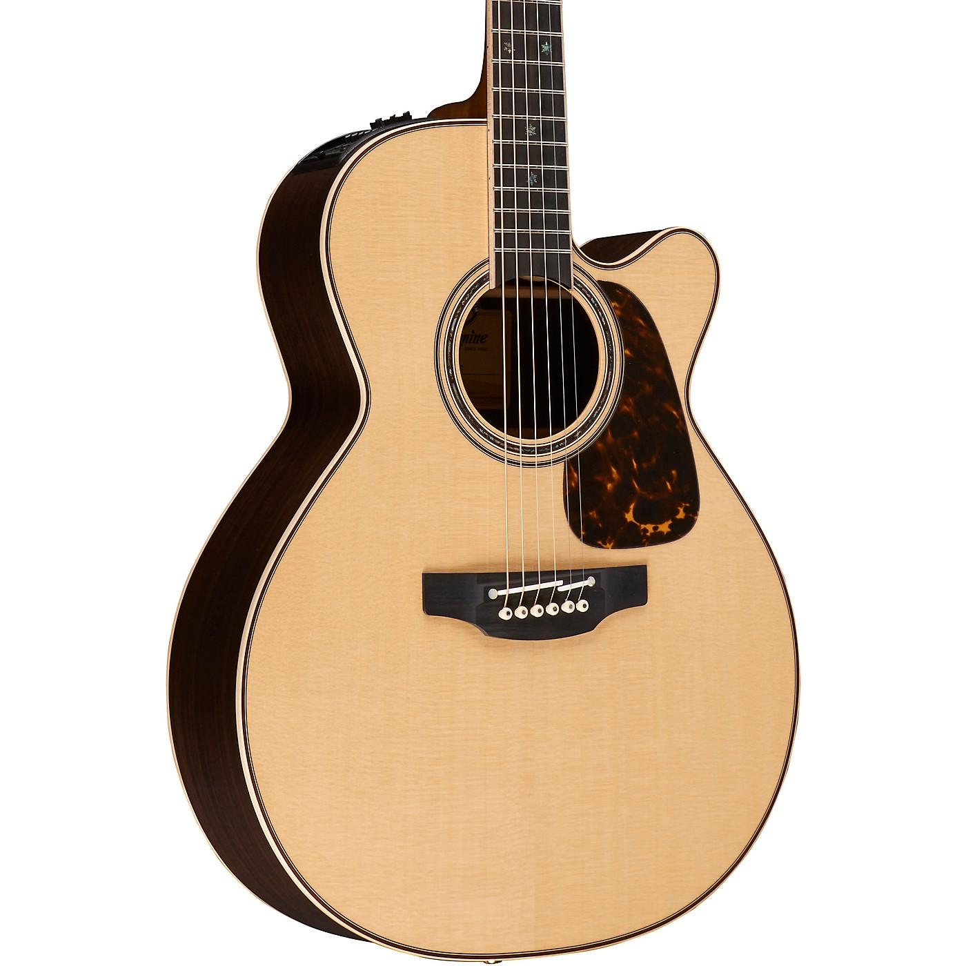 Takamine Pro Series 7 NEX Cutaway Acoustic-Electric Guitar thumbnail