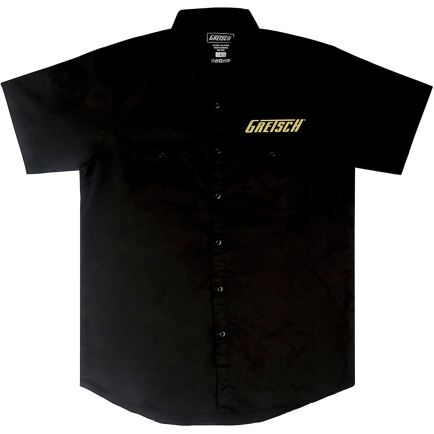 Gretsch Pro Series Workshirt - Black thumbnail