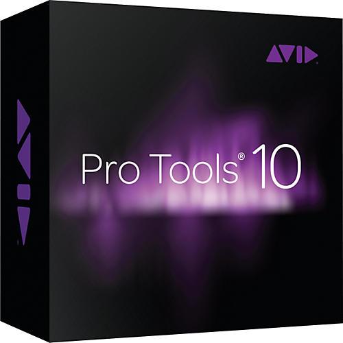 Avid Pro Tools 10 EDU Student with Free Upgrade to Pro Tools 11 thumbnail