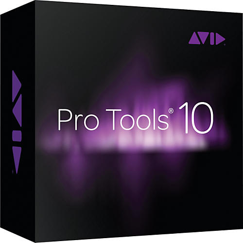 Avid Pro Tools 10 Upgrade from Pro Tools 9 (activation card) with Free Upgrade to Pro Tools 11 thumbnail