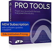 Avid Pro Tools 2018 Annual Subscription for Institutions