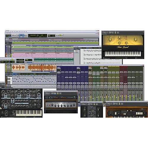 Avid Pro Tools 9 + Mbox Pro - 3rd Gen-thumbnail
