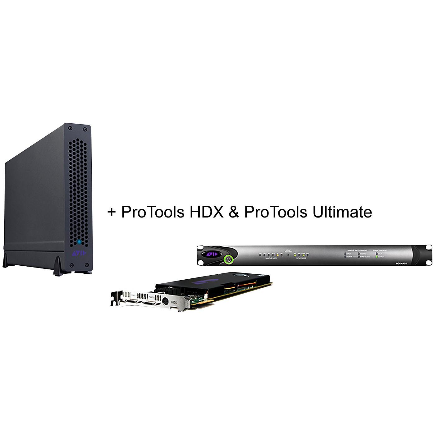 Avid Pro Tools | HDX Thunderbolt 3 MADI Desktop System thumbnail