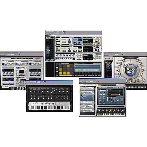 Digidesign Pro Tools Instrument Expansion Pack thumbnail