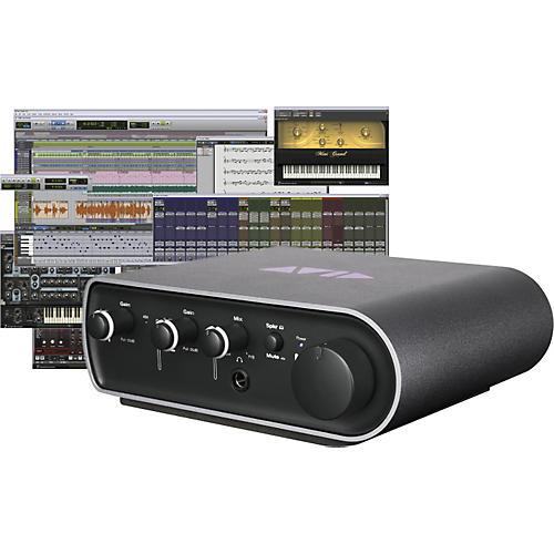Avid Pro Tools LE Mbox Mini 3 (3rd-Gen) thumbnail