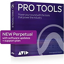 Avid Pro Tools | Ultimate with 1-Year of Updates + Support Plan Perpetual License (Boxed)