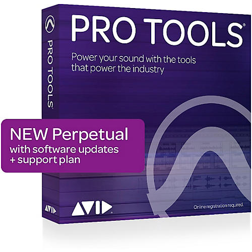 Avid Pro Tools | Ultimate with 1-Year of Updates + Support Plan Perpetual License (Boxed) thumbnail