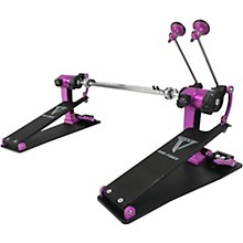 Trick Drums Pro1-V Custom Shop BigFoot Purple Double Bass Drum Pedal