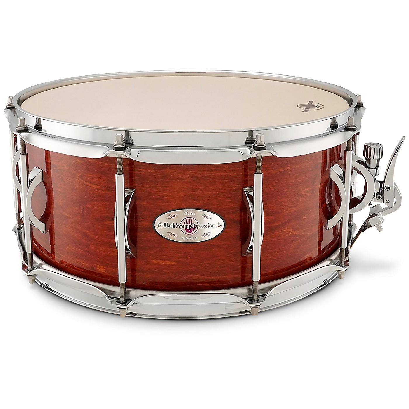 Black Swamp Percussion Pro10 Studio Maple Snare Drum thumbnail