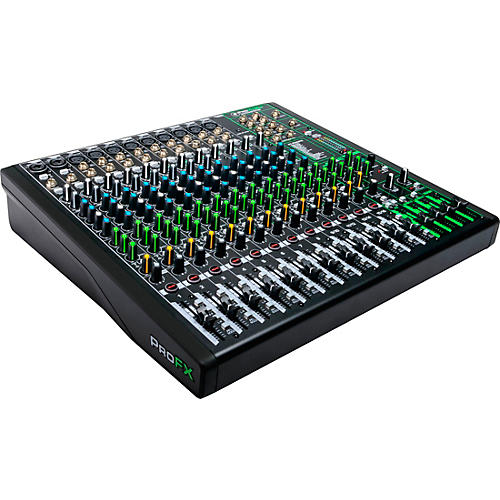 Mackie ProFX16v3 ProFX16v3 16-Channel 4-Bus Professional Effects Mixer with USB thumbnail