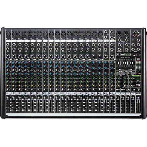Mackie ProFX22v2 22-Channel 4-Bus FX Mixer with USB thumbnail