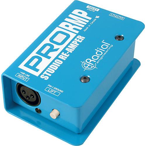 Radial Engineering ProRMP/DI Re-Amping Passive Direct Box Pack thumbnail