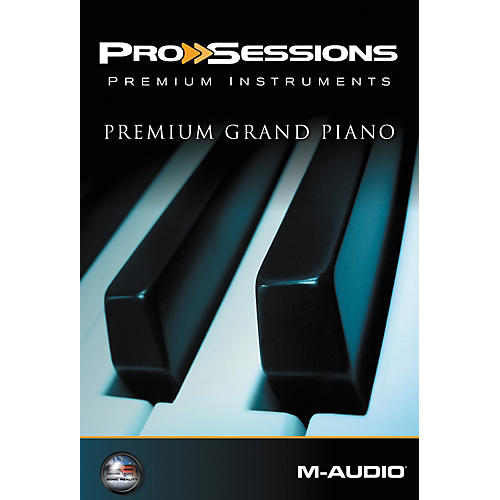 M-Audio ProSessions Premium Grand Piano-thumbnail