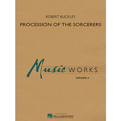 Hal Leonard Procession Of The Sorcerers - Music Works Series Grade 3 thumbnail