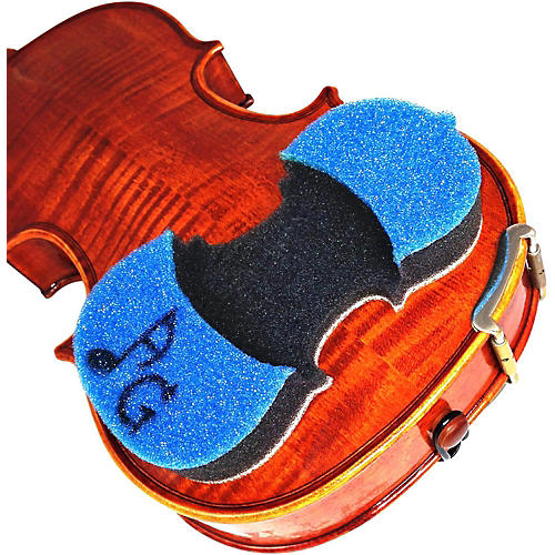 AcoustaGrip Prodigy Blue Violin and Viola Shoulder Rest thumbnail