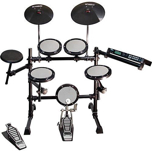 4e91b9d40e18 Hart Dynamics Prodigy Electronic Drum Set and Alesis DM5 Module Kit  thumbnail
