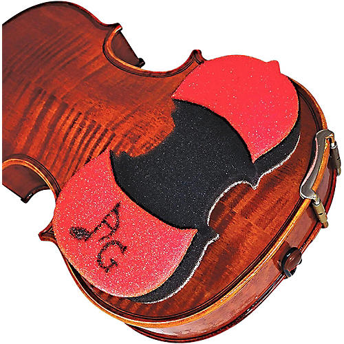 AcoustaGrip Prodigy Red Violin and Viola Shoulder Rest thumbnail