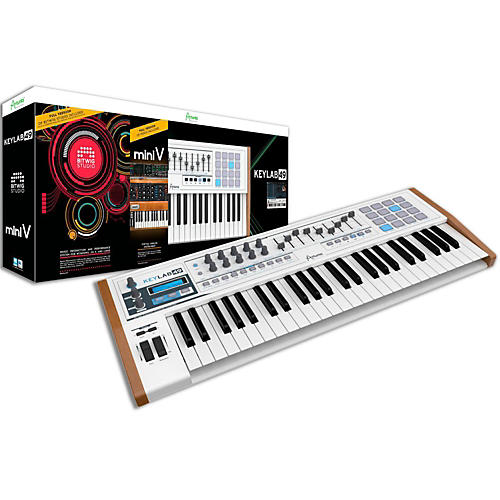 Arturia Producer Pack 49 KeyLab 49 Bitwig Pack thumbnail