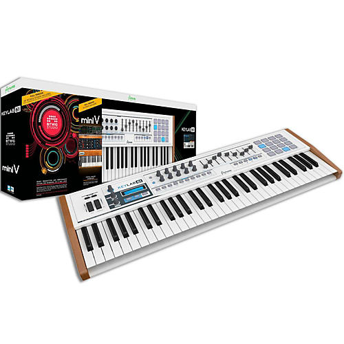 Arturia Producer Pack 61 KeyLab 61 Bitwig Pack thumbnail