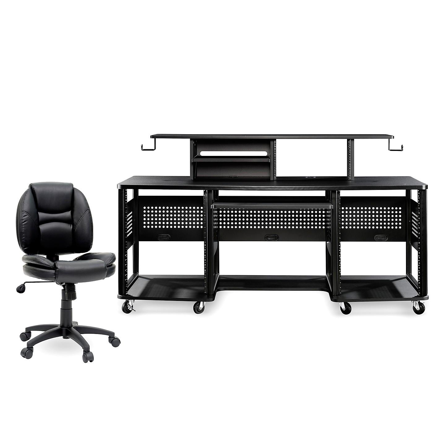 Studio RTA Producer Station Black and Task Chair DuraPlush Bundle thumbnail