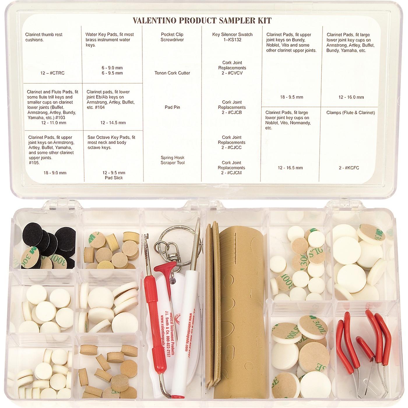 Valentino Product Sampler Kit thumbnail