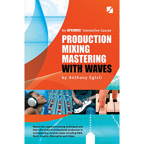 Hal Leonard Production Mixing Mastering With Waves 5th Edition-thumbnail