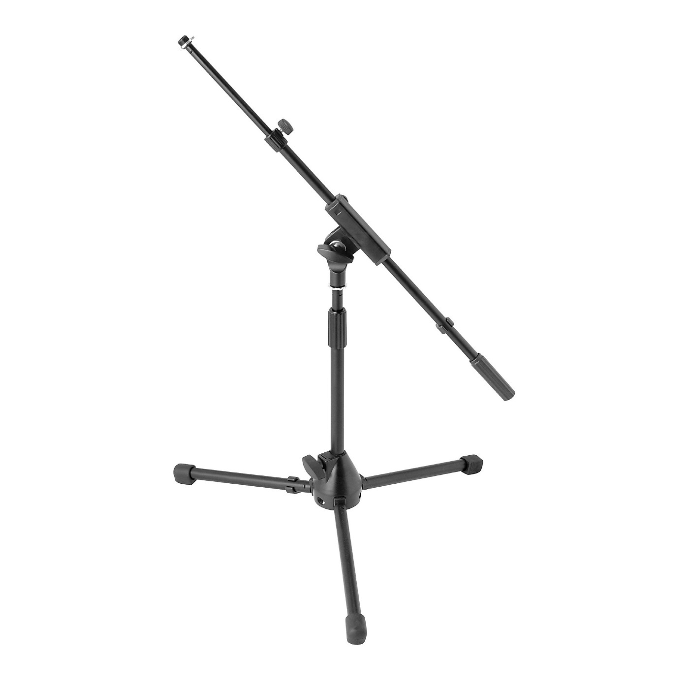 On-Stage Professional Heavy-Duty Kick Drum Microphone Stand thumbnail
