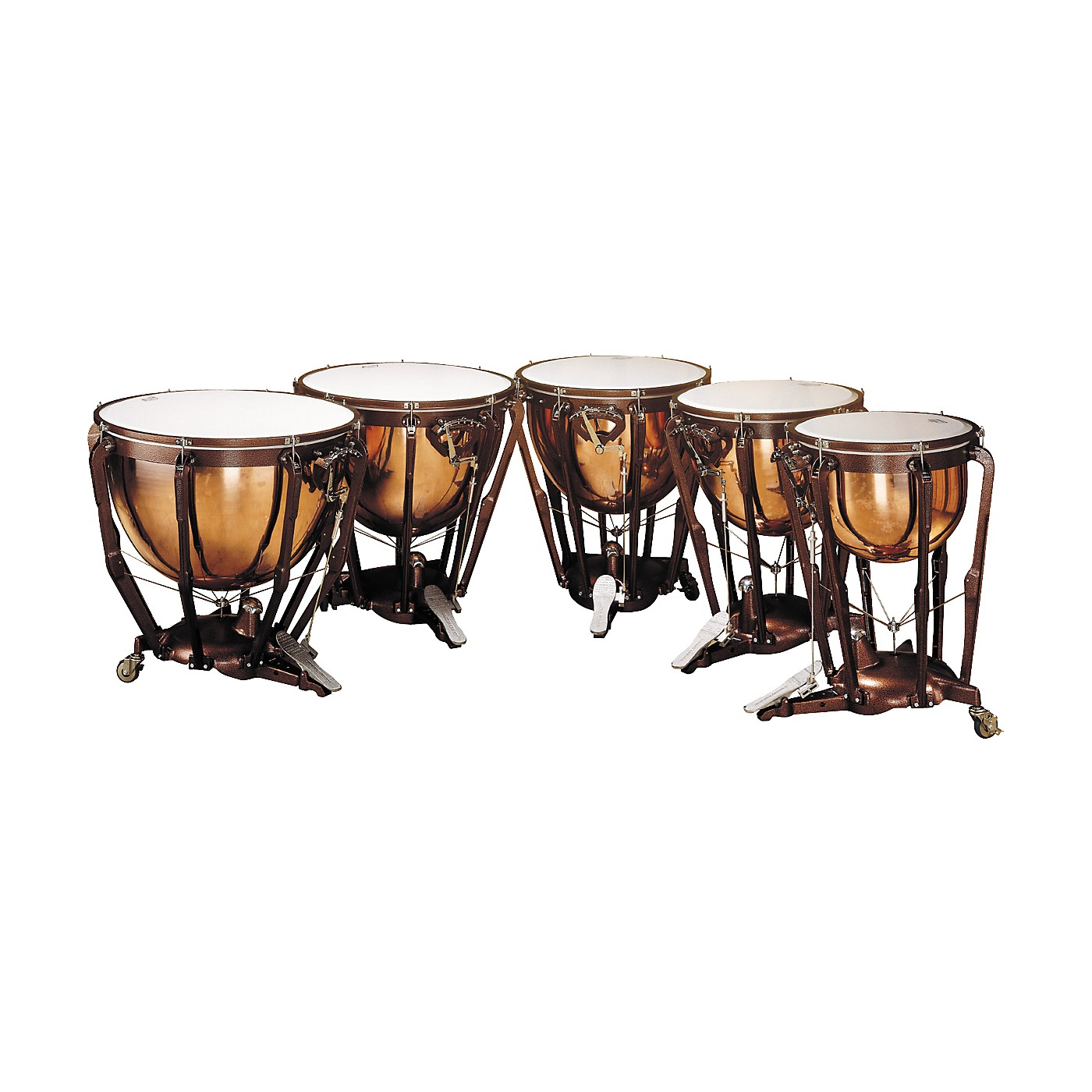 Ludwig Professional Polished Copper Timpani thumbnail