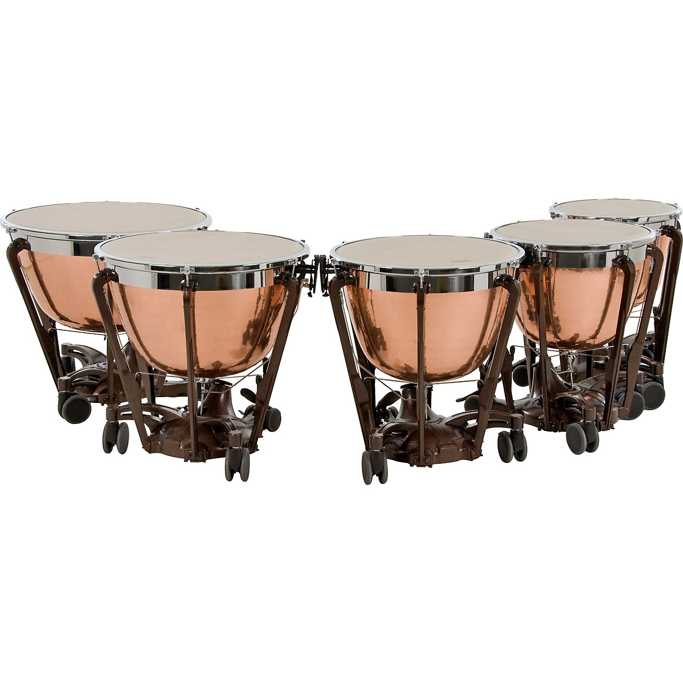 Adams Professional Series Generation II Hammered Cambered Copper Timpani thumbnail