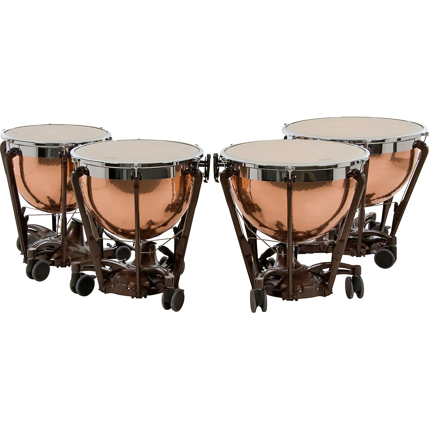 Adams Professional Series Generation II Hammered Copper Timpani, Set of 4 thumbnail