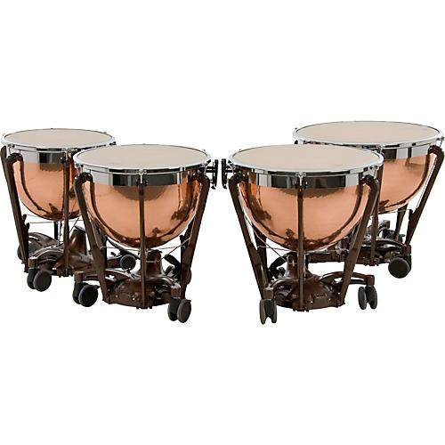 Adams Professional Series Generation II Hammered Copper Timpani, Set of 4-thumbnail