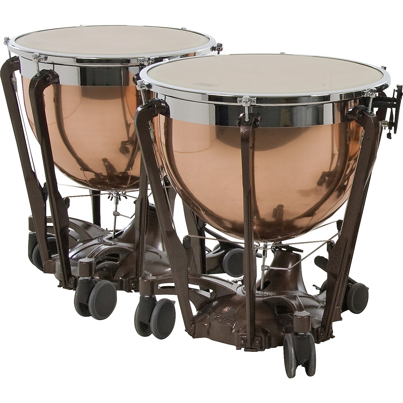 Adams Professional Series Generation II Polished Copper Timpani, Set of 2 thumbnail
