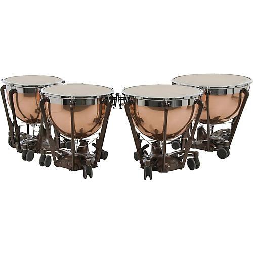 Adams Professional Series Generation II Polished Copper Timpani, Set of 4 thumbnail