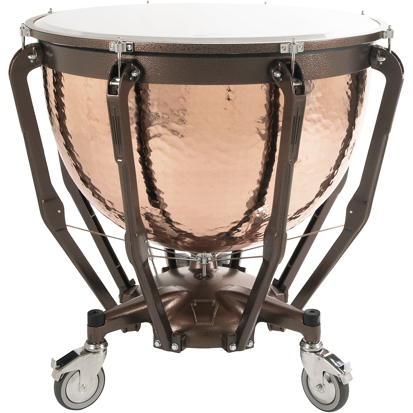 Ludwig Professional Series Hammered Copper Timpani with Gauge thumbnail
