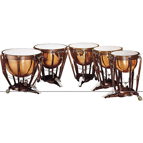 Ludwig Professional Series Hammered Timpani Concert Drums thumbnail