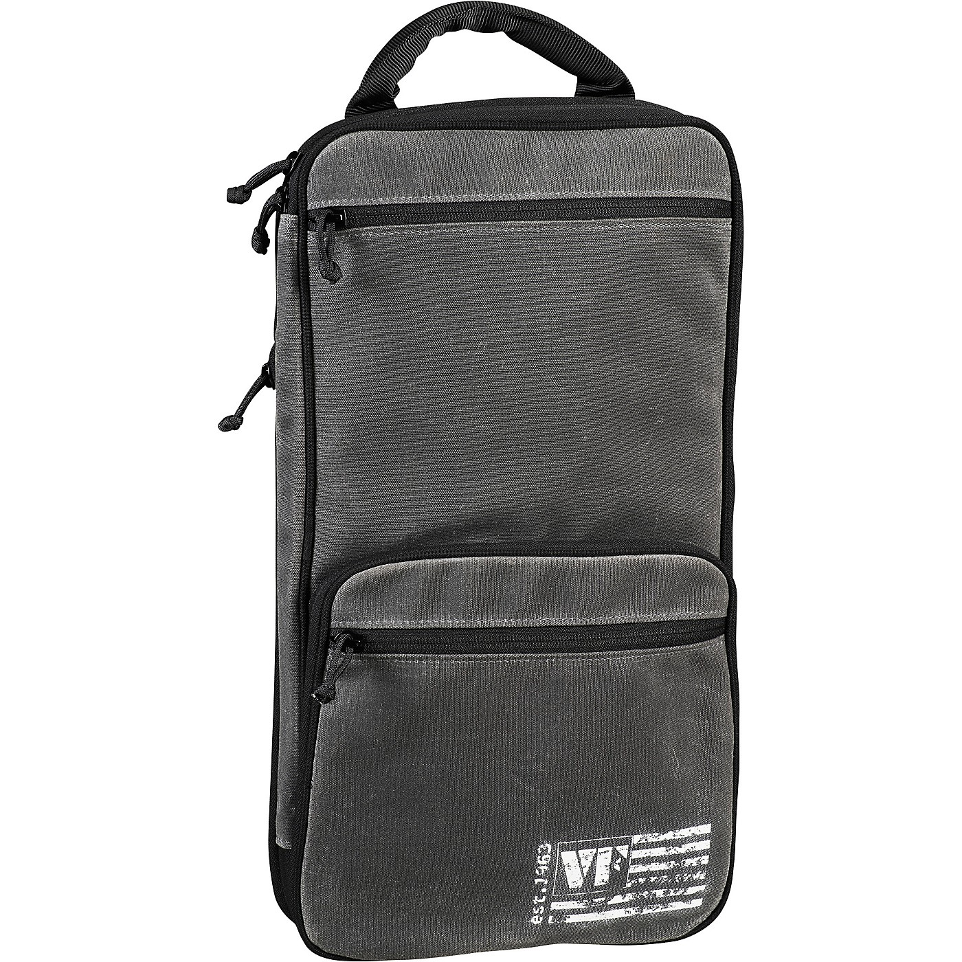 Vic Firth Professional Waxed Canvas Stick Bag thumbnail