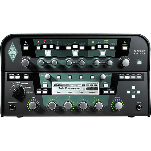 Kemper Profiler PowerHead 600W Class D Profiling Guitar Amp Head-thumbnail