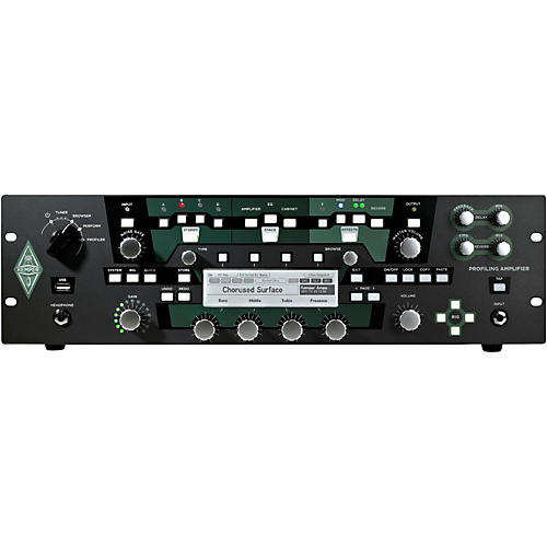 Kemper Profiler PowerRack 600W Class D Profiling Guitar Amp thumbnail