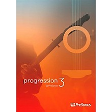 PreSonus Progression 3 Music Notation Software Download