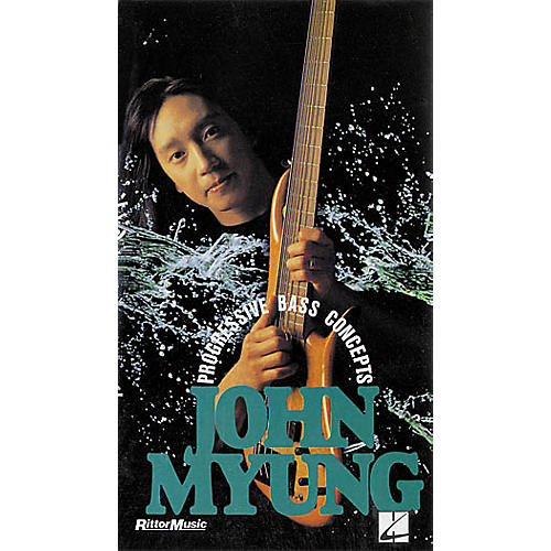 Hal Leonard Progressive Bass Concepts - John Myung Video-thumbnail