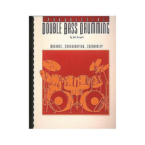 Hal Leonard Progressive Double Bass Drumming Volume 1 thumbnail