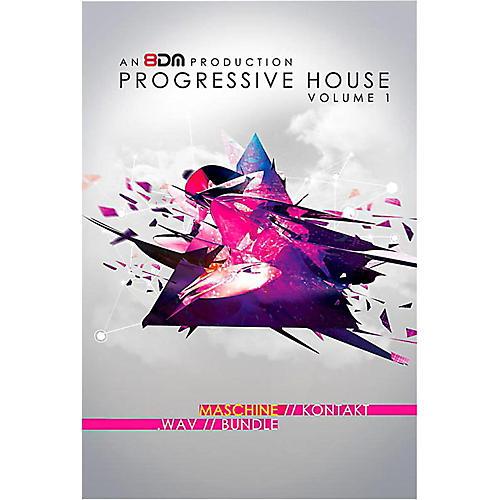 8DM Progressive House Vol 1 Maschine EXP Pack thumbnail