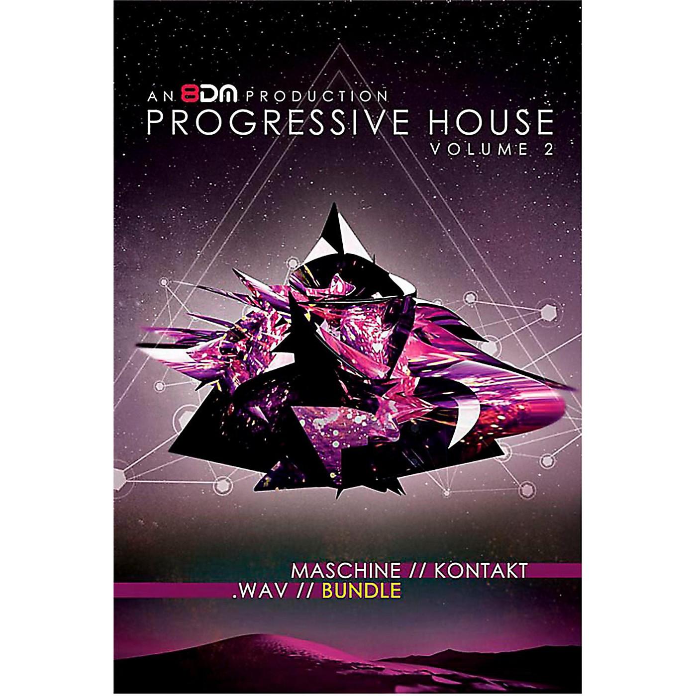 8DM Progressive House Vol 2 Bundle (Wav/Kontakt/Maschine) thumbnail